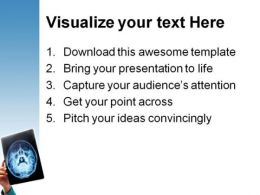 Xray Medical PowerPoint Template 0610  Presentation Themes and Graphics Slide03