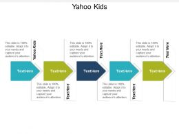 Yahoo Kids Ppt Powerpoint Presentation Infographic Template Example Topics Cpb