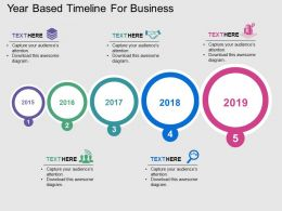 year_based_timeline_for_business_flat_powerpoint_design_Slide01
