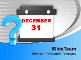 Year End Planning PowerPoint Templates PPT Themes And Graphics 0113
