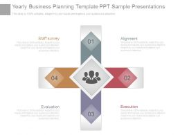 Yearly Business Planning Template Ppt Sample Presentations