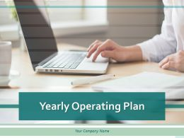 Yearly Operating Plan Powerpoint Presentation Slides