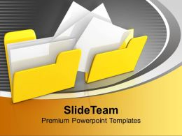 yellow_copy_and_paste_folders_computer_powerpoint_templates_ppt_backgrounds_for_slides_0113_Slide01