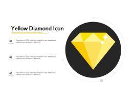 Strategy Diamond - Slide Team