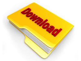 yellow_folder_on_white_background_for_download_application_stock_photo_Slide01