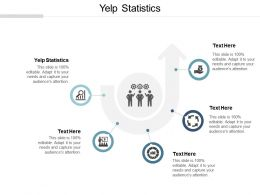 Yelp Statistics Ppt Powerpoint Presentation Gallery Graphics Design Cpb