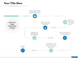Your Title Here Agency Ppt Powerpoint Presentation Infographic Template Guide