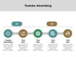 Youtube Advertising Ppt Powerpoint Presentation Portfolio Example Topics Cpb