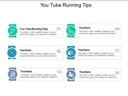 Youtube Running Tips Ppt Powerpoint Presentation Gallery Graphics Tutorials Cpb
