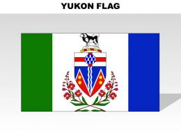 Yukon Country Powerpoint Flags