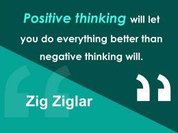 Zig Ziglar Ppt Summary Icons