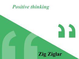 Zig Ziglar Ppt Summary Information