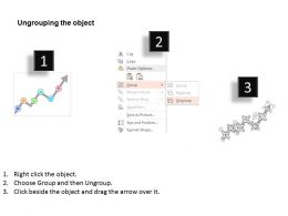 43029623 Style Circular Zig-Zag 6 Piece Powerpoint Presentation Diagram Infographic Slide