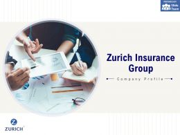 Zurich Insurance Group Company Profile Overview Financials And Statistics From 2014-2018