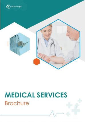 Medical Practice Marketing Four Page Brochure Template