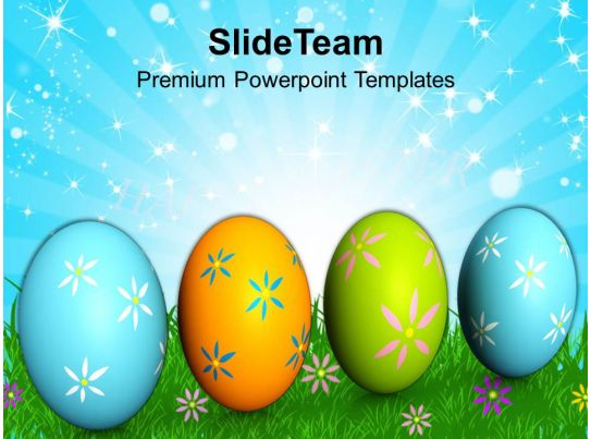 0313 Easter Day Traditions And Facts Religious Holiday Powerpoint