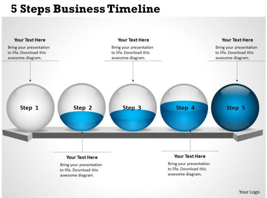 Doc585235 Business Timeline Template 11 Business Timeline – Business Timeline Template