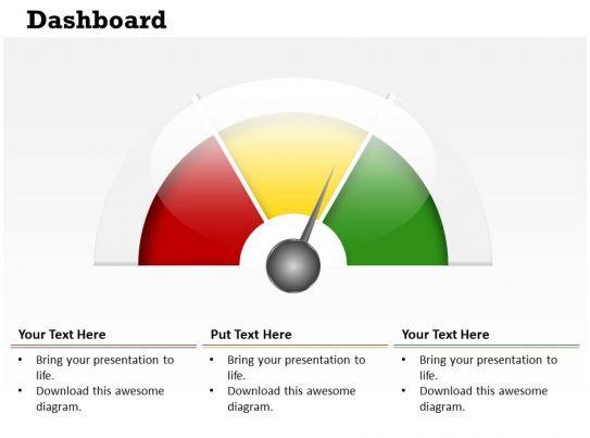 0314 Dashboard Business Meter Design Graphics