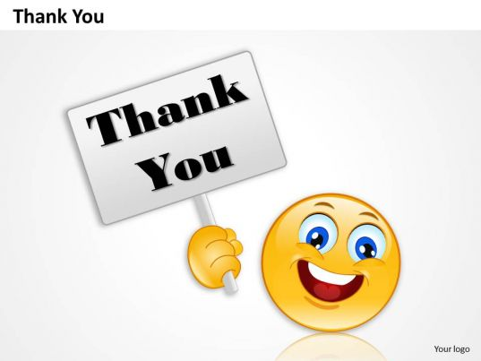 0314 Thank You With Smiley Slide01