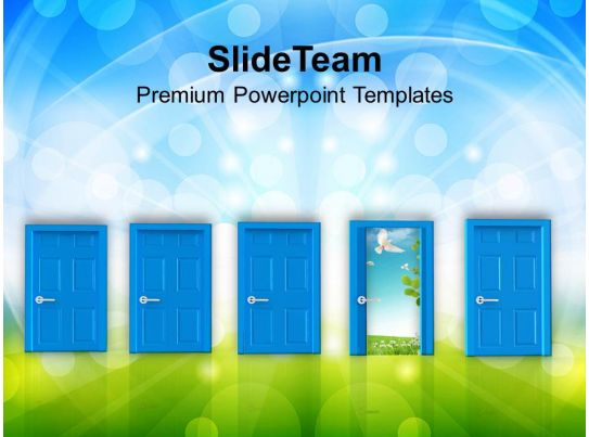 0413 architectural design doors high resolution powerpoint for Powerpoint template size pixels