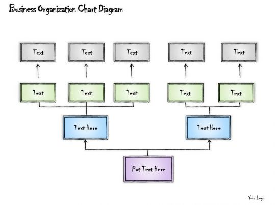 0414 consulting diagram business organization chart for Html organization chart template