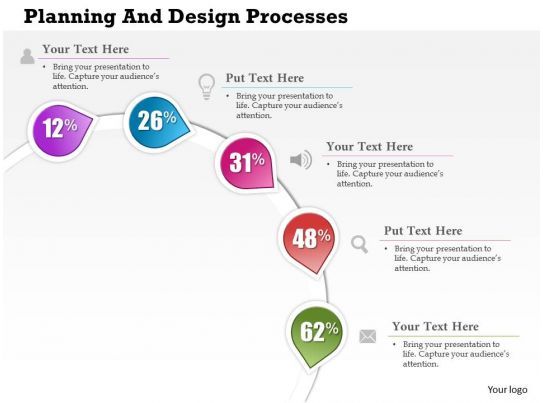 0514 Business Consulting Diagram Planning And Design Processes Powerpoint Slide Template