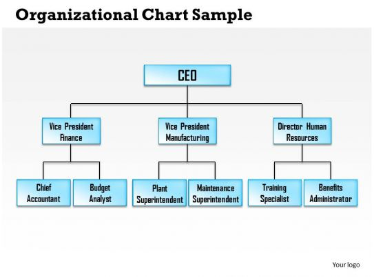 U555U | Images: Business Organizational Chart Ceo