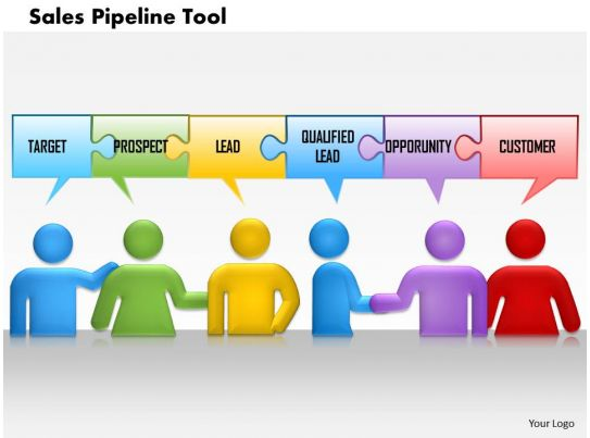 0614 sales pipeline tool powerpoint presentation slide for Marketing pipeline template