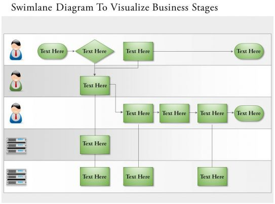 0814 business consulting diagram swimlane diagram to for Swimlane timeline template
