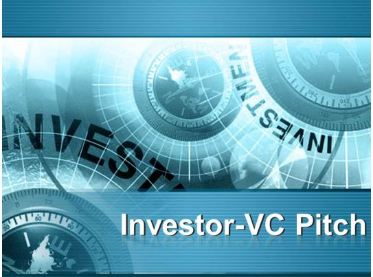 0914 Investor Vc Pitch Venture Capital Pitching Powerpoint Presentation Powerpoint Slides