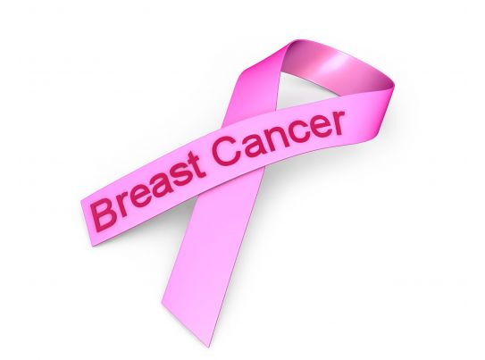 0914 pink ribbon for breast cancer awareness stock photo for Free breast cancer powerpoint presentation templates