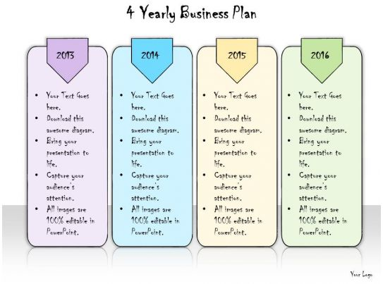 3 year business plan template viplinkekinfo business 5 year business ppt diagram yearly business plan powerpoint three year business plan template friedricerecipe Image collections