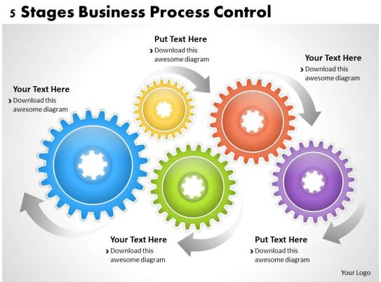 business planning process ppt diagrams