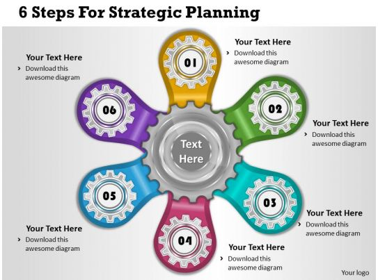 Church Business Plan Template. the one page strategic plan ...
