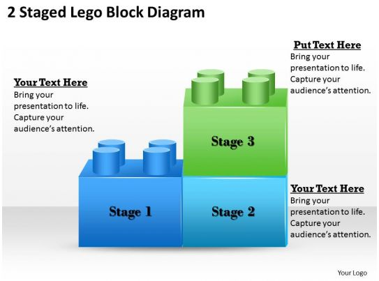 strategy consultant  staged lego block diagram powerpoint     strategy consultant  staged lego block diagram powerpoint templates ppt backgrounds for slides