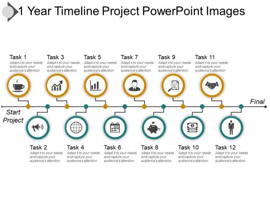 1 Year Timeline Project Powerpoint Images Powerpoint CV Templates Download Free CV Templates [optimizareseo.online]