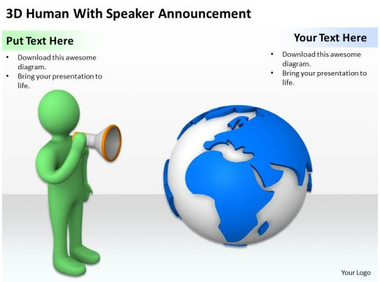 how to add a new speaker in slide