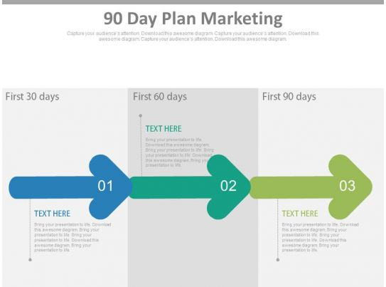 What Does a 30-60-90 Day Business Plan Look Like?