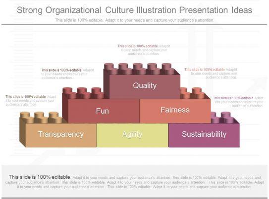 App Strong Organizational Culture Illustration ...