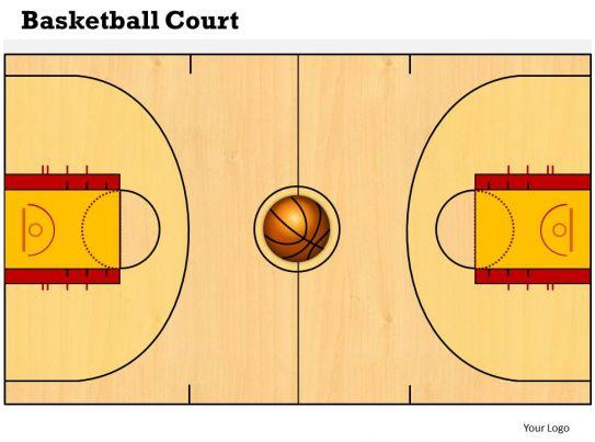 Basketball Court Background Powerpoint basketball court powerpoint ...