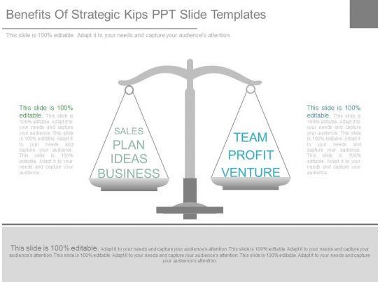 professional marketing presentation showing benefits of