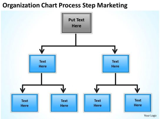 Business Activity Diagram Origanization Chart Process Step