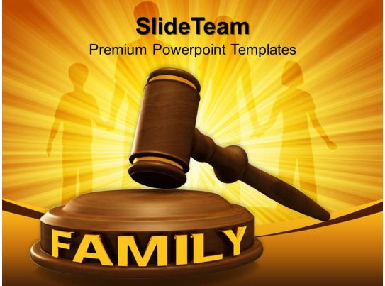 business and strategy powerpoint templates family law