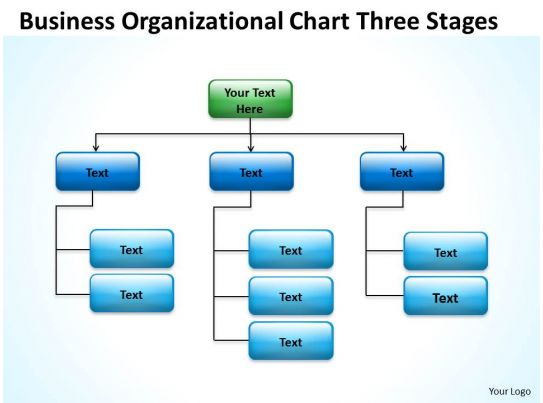 business cycle diagram organizational chart three stages powerpoint templates. Black Bedroom Furniture Sets. Home Design Ideas