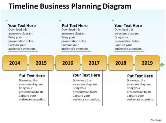 A Sample Life Coaching Business Plan Template