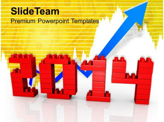 Similiar powerpoint background templates new year s 2014 keywords business growth 2014 new year powerpoint templates ppt toneelgroepblik Gallery