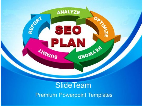 Business Level Strategy Definition Powerpoint Templates Seo Plan – Seo Plan Template