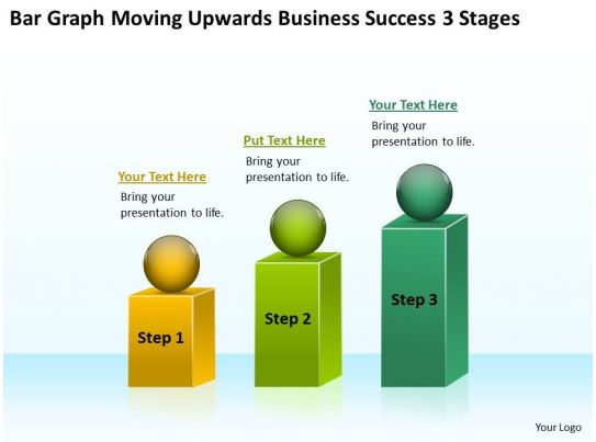 Business Network Diagram Examples Graph Moving Upwards