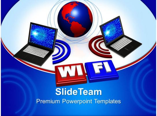 Business Process Diagram Symbols Laptop Computer Teamwork Ppt Slide