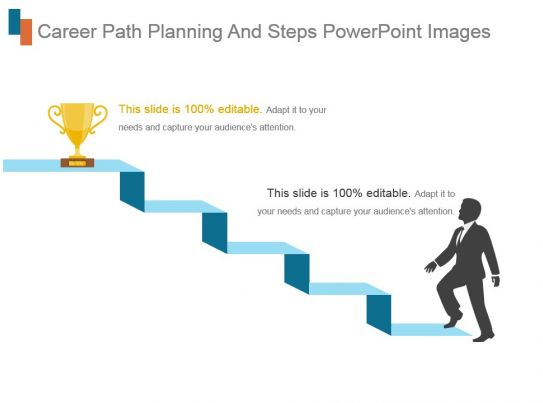 Career Path Planning And Steps Powerpoint Images ...